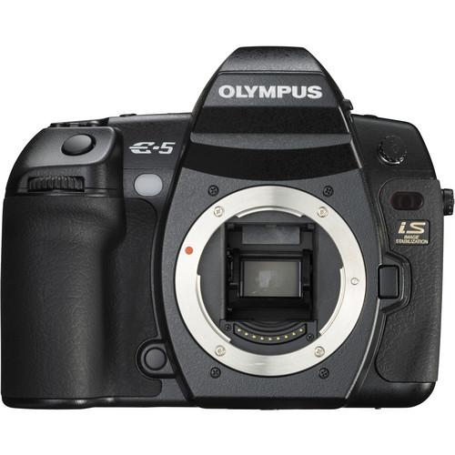 Olympus E-5 SLR DIGITAL CAMERA (BODY ONLY)