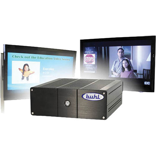 HamiltonBuhl FX 3000 DIGI SIGNAGE KIT - DUAL SCREEN
