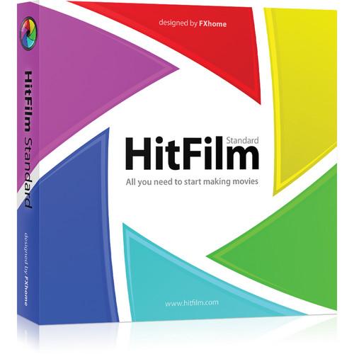 FXHOME HITFILM STANDARD (box)