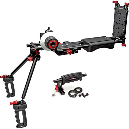 Zacuto Z-Seuk Ultimate Kit for Scarlet/Epic Camera