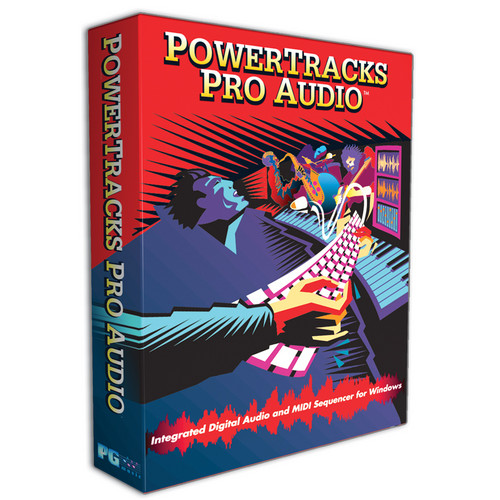 PG Music POWERTRACKS PRO AUDIO MULTIPAK 2012