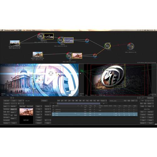 Autodesk SMOKE f/MAC 2012 COM SUB RETRO REL/ACE