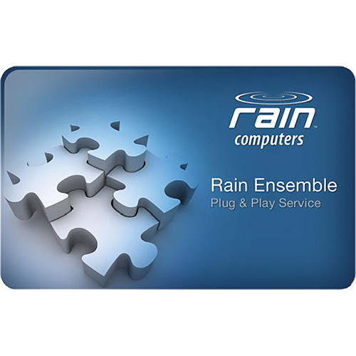 Rain Computers Inc. RAIN ENSEMBLE PLUG & PLAY SESSIONS/3PK