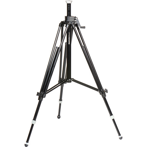Manfrotto 028B Triman Camera Tripod with Geared Center Column
