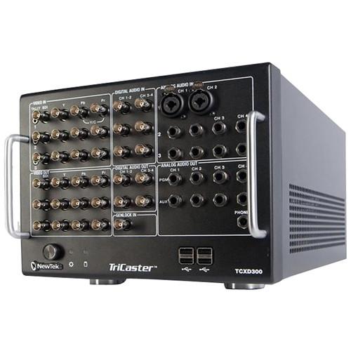 NewTek TCXD TRICASTER XD300 W/F LIVE CONTROL