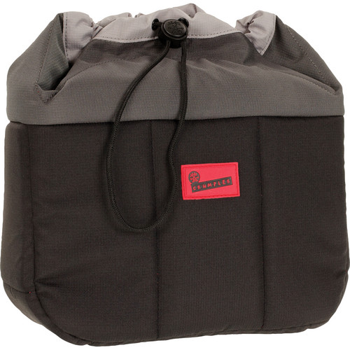 Crumpler Haven Pouch (Large, Black/Gray)