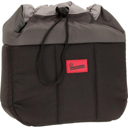 Crumpler Haven Pouch (Large, Black/Gray)