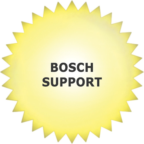 Bosch SUPPORT EXTSN/12 MNTH f/DSA-N2B40-12AT