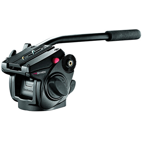 Cambo TVBM-501 VIDEO HEAD WITH FLAT PLATE