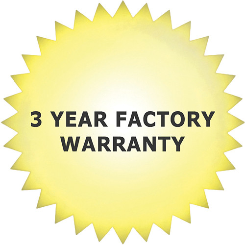 Barco HDX EXTENDED WARRANTY (3-YR)