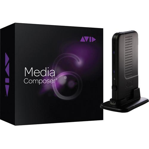 Avid Technologies MEDIA COMPOSER MOJO DX 6.5 ACADEMIC