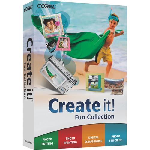 Corel CREATE IT! EN MINI-BOX (WINDOWS)
