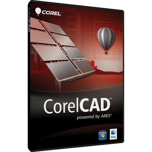 Corel CORELCAD EN PCM (DVD) (WINDOWS/MAC)