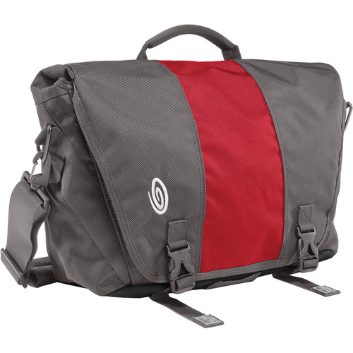 "Timbuk2 COMMUTE MESSNGR CASE f/15"" NB - GM/RED"