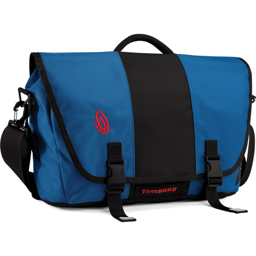 Timbuk2 COMMUTE MESNGR CASE f/NOTEBOOK BLK/BLU