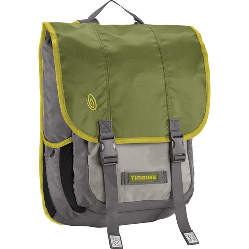 "Timbuk2 SWIG BACKPACK CASE f/13"" NOTEBOOK -GRN"
