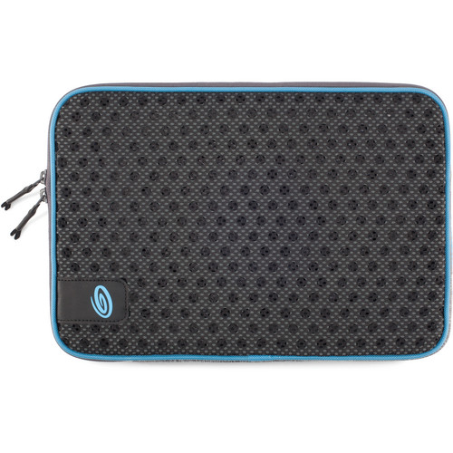 "Timbuk2 CASE SLEEVE f/11"" MB - BLACK/GM/GRAY"