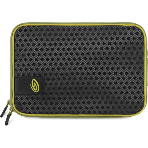 "Timbuk2 CASE SLEEV f/13"" MACBOOK - BLK/GM/GRN"