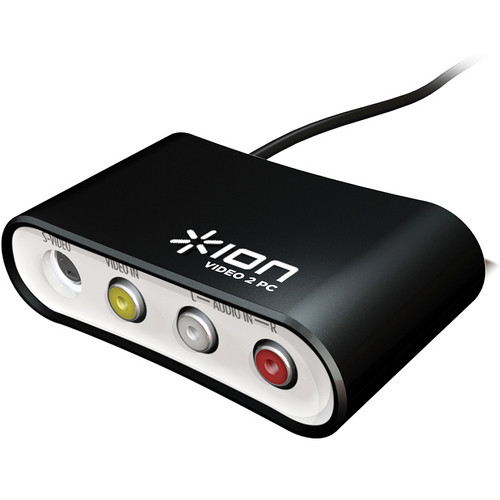 ION Audio VIDEO 2 PC DIG VIDEO CONVERTER MK2 HD
