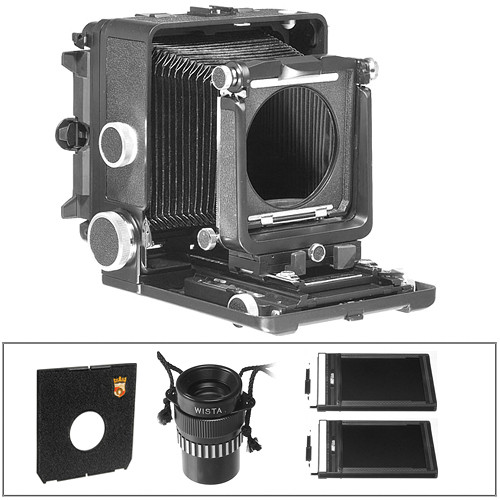 Wista TECH 45-SP/MICRO-SWING/FRESNEL/ADV KIT