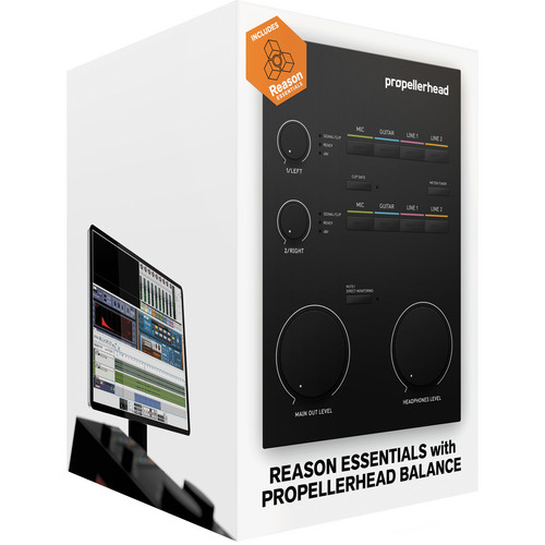 Propellerhead Software SOFTWARE: BALANCE AND REASON 6 UPGRADE