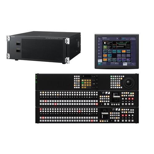 Sony COMPACT 2 M/E SWITCHER w/ICP-3000 /EDU