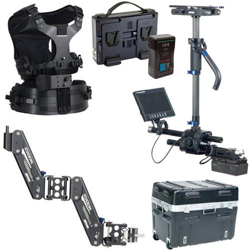 Steadicam ZEPHYR SSTM SLED/V-MNT/ARM/VEST/HRD CS
