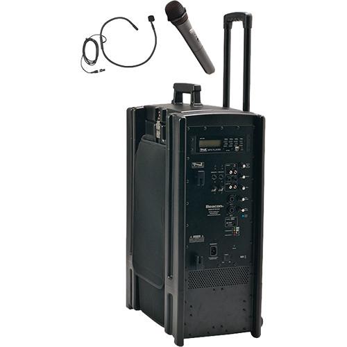 Anchor Audio BEACON BDP-7500 DLX PKG/HH-CM/BAT PWR