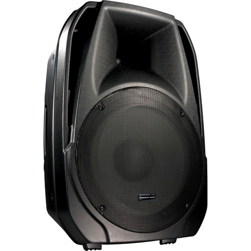 "American Audio ACTV 15"" 2 WAY SPKR XLR MIC/LINE INPUT"