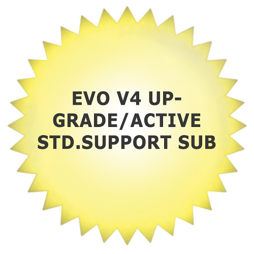 Studio Network Solutions EVO V4 UPGRADE/ACTIVE STD.SUPPORT SUB
