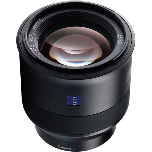 ZEISS Batis 85mm f/1.8 Lens for Sony E
