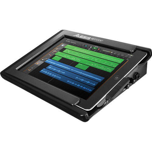 Alesis iO Dock II for iPad 2nd, 3rd, 4th Gen