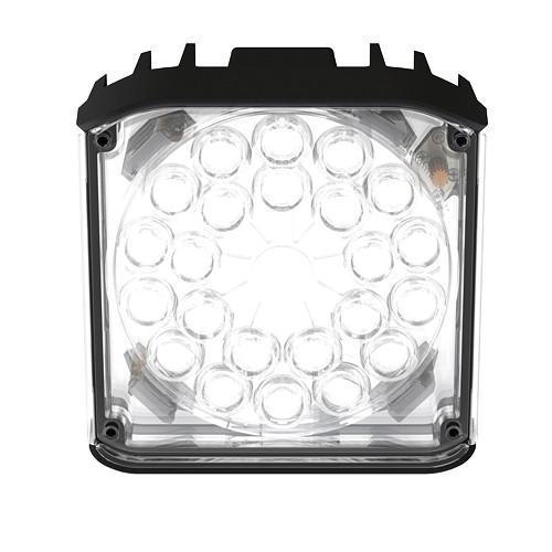 NUOPTIC VIS-1040 Series 40W True Hybrid Varifocal Illuminator (850nm IR, Cool White)