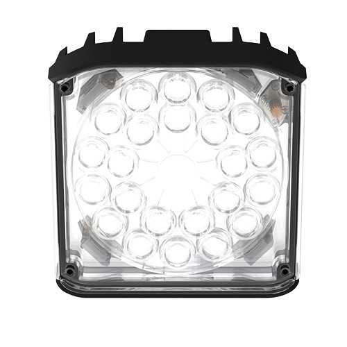 NUOPTIC VIS-1080 Series 80W True Hybrid Varifocal Illuminator (850nm IR, Cool White)