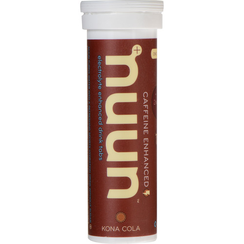 nuun Active Hydration Tablets (Kona Cola, 8-Tube Pack)
