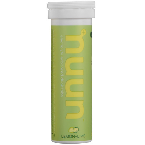 nuun Active Hydration Tablets (Lemon-Lime, 8-Tube Pack)