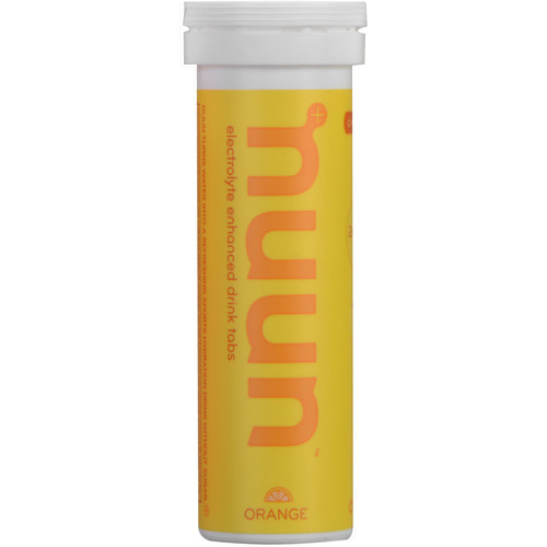 nuun Active Hydration Tablets (Orange, 8-Tube Pack)
