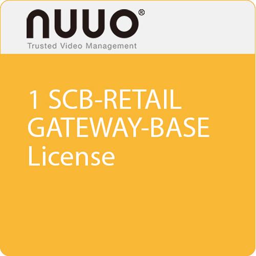 NUUO 1 SCB-Retail Gateway Base License