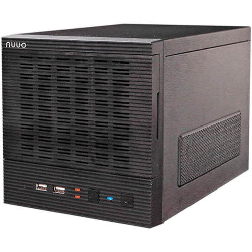 NUUO CT-4000 Crystal 4-Bay Network Video Recorder Tower (9TB)