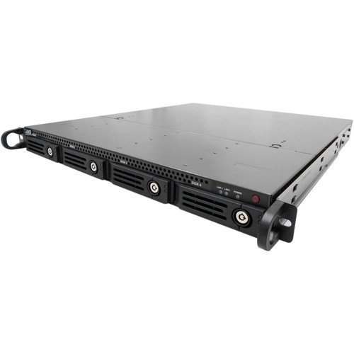 NUUO Crystal Series 64-Channel UHD NVR with 4TB HDD