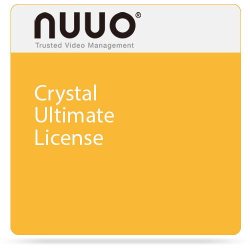 NUUO Crystal Ultimate License