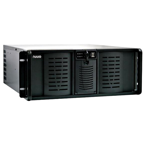 NUUO NH-4100 4-Bay 3 U Extreme Hybrid Appliance (2 x 3TB HDD)