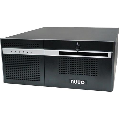 NUUO NH-4500-ENT 64-Channel 6-Bay 4U Hybrid NVR (1TB)