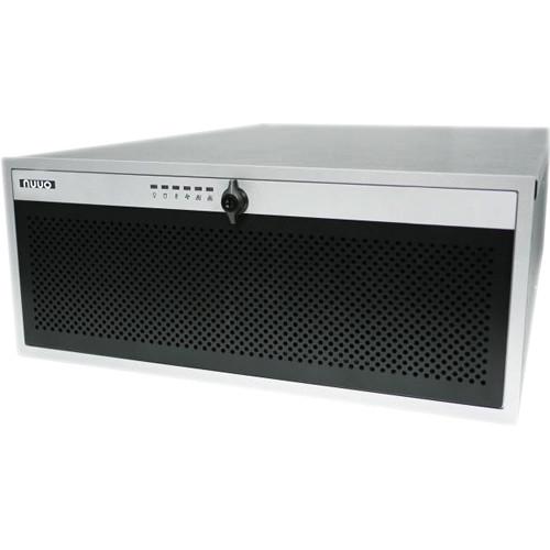 NUUO NH-4500-EXT 64-Channel 8-Bay 4U Hybrid NVR (1TB)
