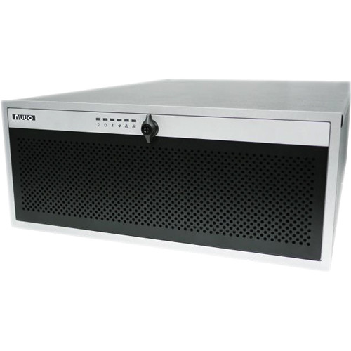 NUUO NH-4500-EXT 64-Channel 8-Bay 4U Hybrid NVR (3TB)