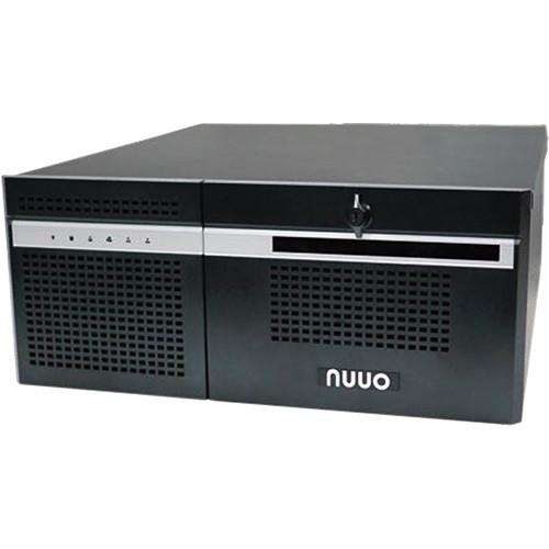 NUUO NH-4500-PRO 64-Channel 4-Bay 4U Hybrid NVR (3TB)