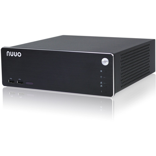 NUUO NS-1080 8-Channel NVRsolo Network Video Recorder (1TB)