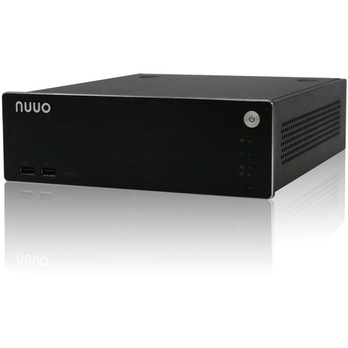 NUUO NS-2080 8-Channel NVRsolo Network Video Recorder (4TB)