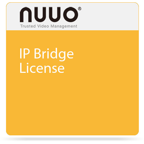 NUUO IP Bridge License