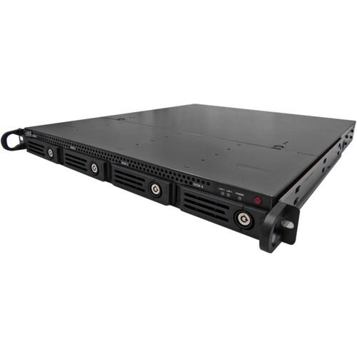 NUUO TP-4160R Titan Pro 16-Channel 1U Rack-Mountable H.264 250 Mb/s 4-Bay NVR (12TB)